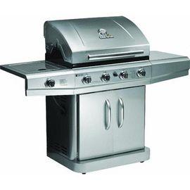 Char Broil N480 4 Burner Gas Grill With Side Burner Gas Grill Outdoor Gas Grills Char Broil