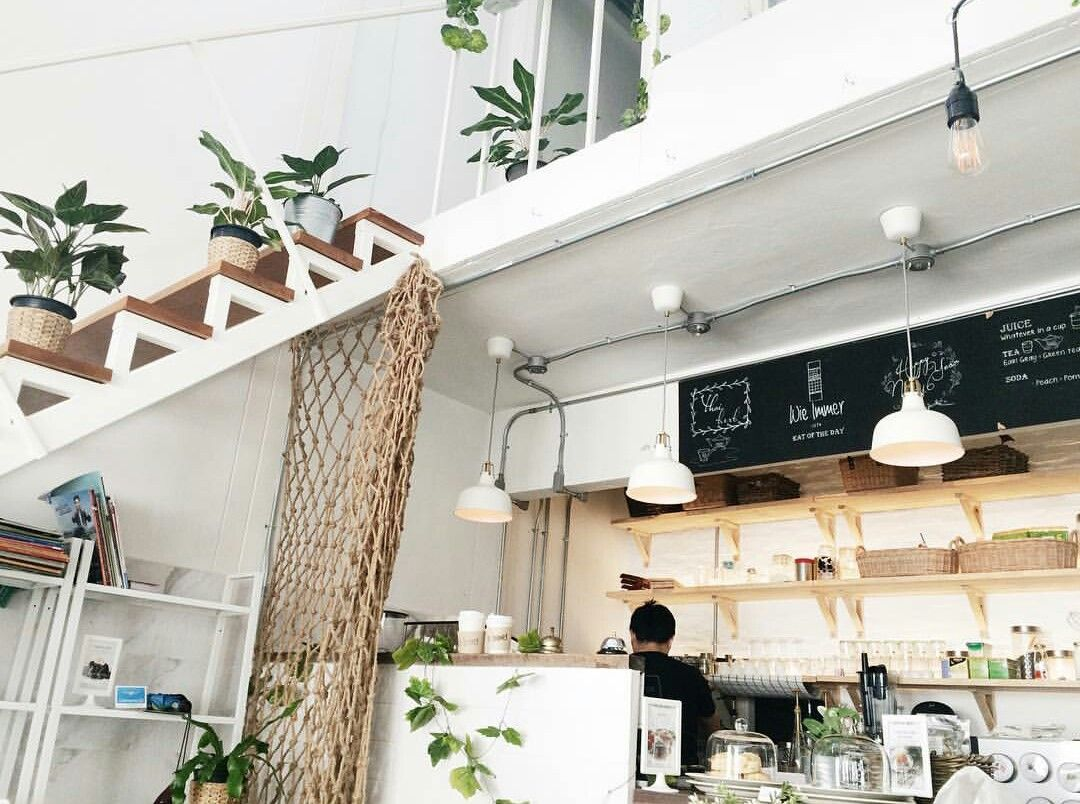 Wie Immer Bangkok Cafe | cafe ˑ space ↝ | Pinterest | Bangkok ...