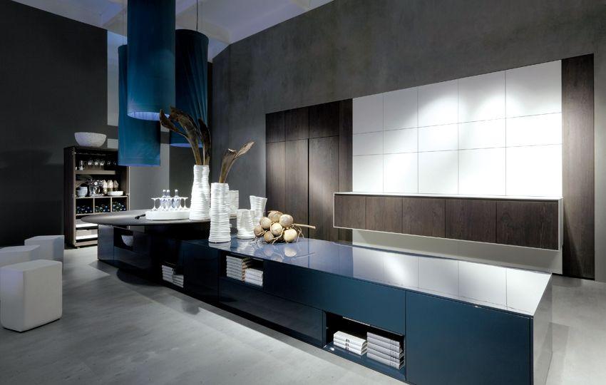 Genussraum Küche Die neuen Erlebniswelten -   wwwexklusiv - modern küche design