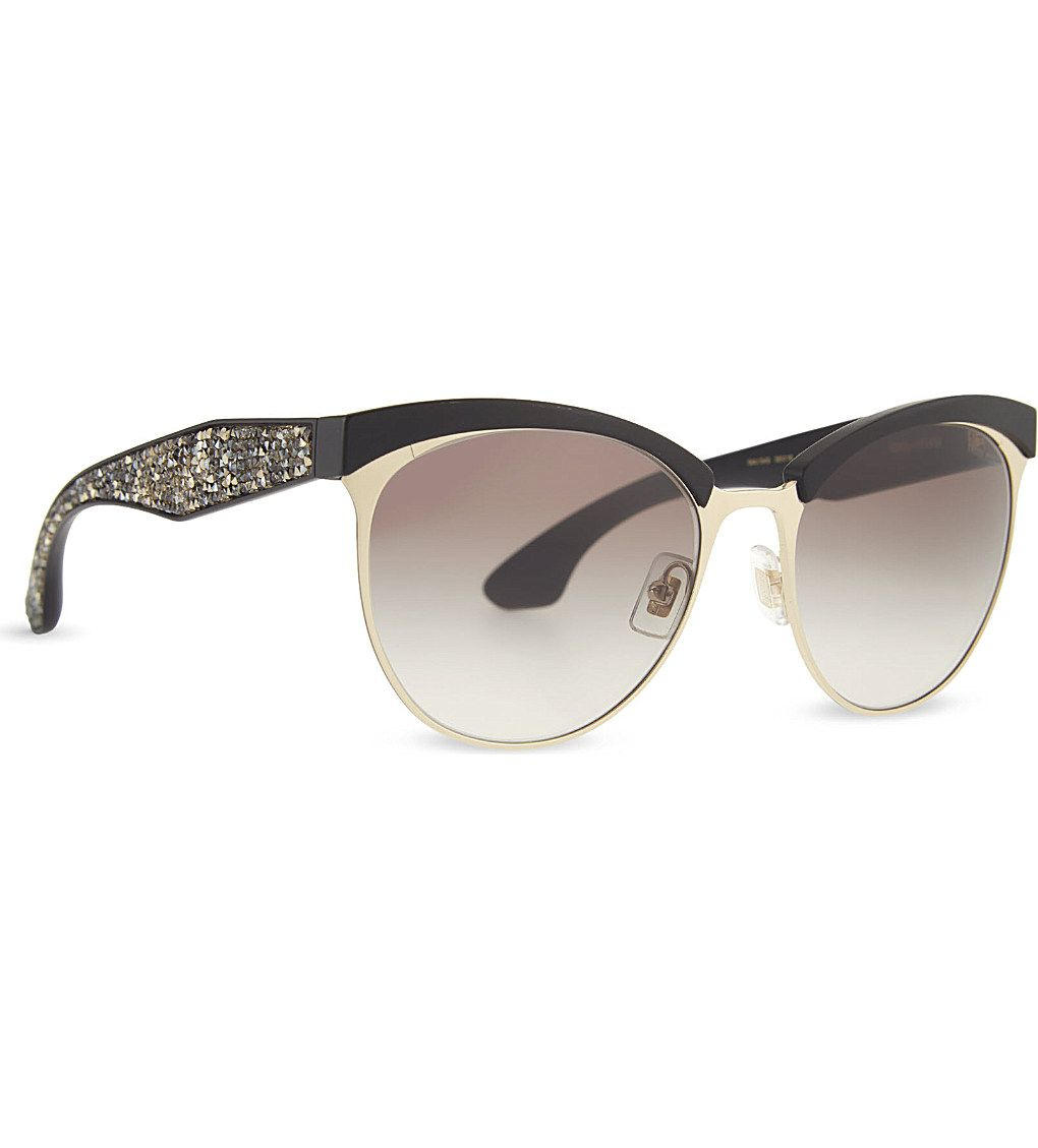 12aa1f0992e5 SMU 54Q Stardust sunglasses | Glasses | Sunglasses, Miu miu, Glasses