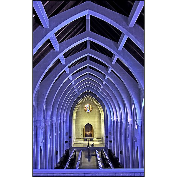 Monastery of The Holy Spirit ❤ liked on Polyvore featuring backgrounds