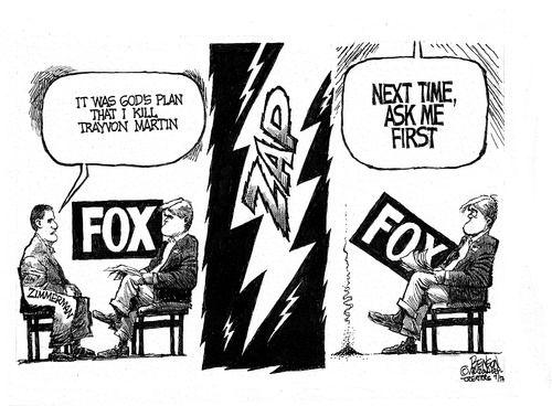 Next time ask God first! By Steve Benson #GoComics #PoliticalCartooon #Politics #FoxNews