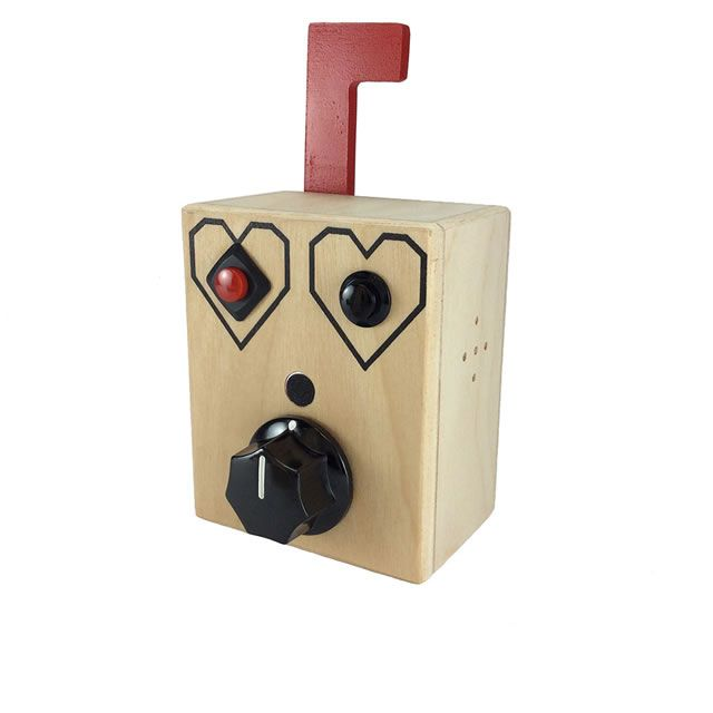 Handmade Voice Recorders In A Box Are Fun Handcrafted Sound Gadgets For All Ages -  #art #beatbox #BPM #DIY #music