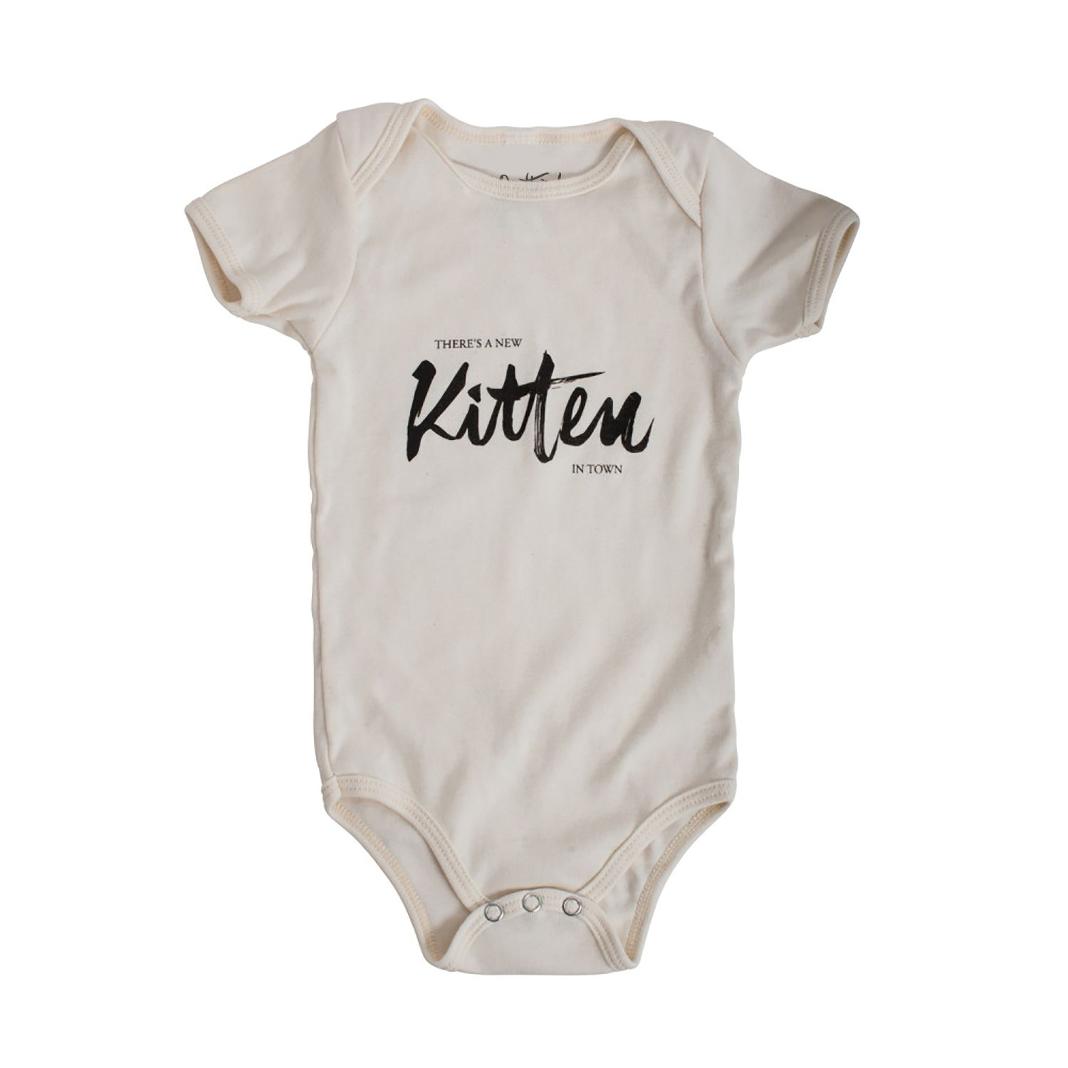 Kitten Onesie Onesies Kitten New Baby Products