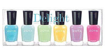 Zoya Delight - 2015 Spring Collection
