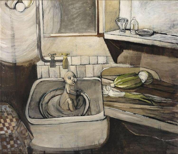 Kitchen Sink Realism Art