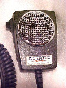 Astatic HandHeld D104m6b Amplified CB Ham Radio Power
