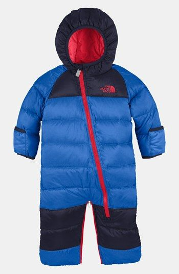 The North Face Lil Snuggler Down Snowsuit Baby Boys