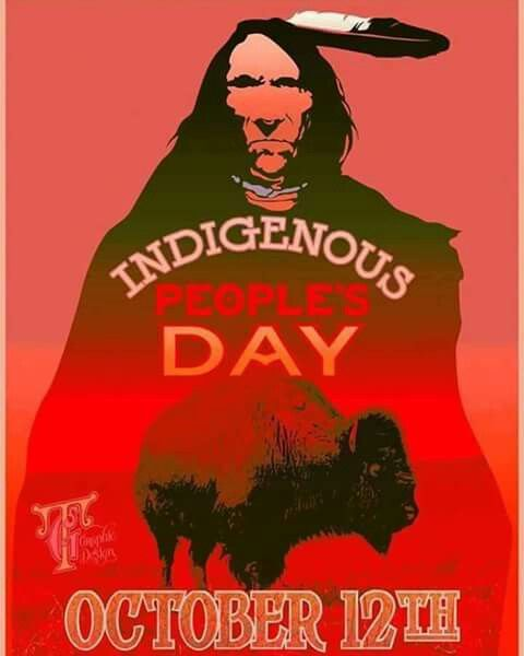 Indigenous People S Day Ought To Replace Columbus Day Considering Columbus Was Actually A Gr Indigenous Peoples Day Indigenous Peoples Native American Culture