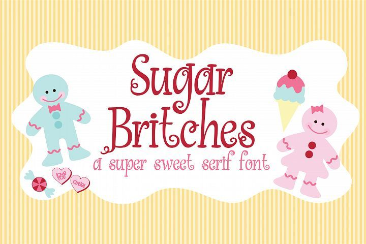 Download PN Sugar Britches | Friends font, Fonts, Illustration