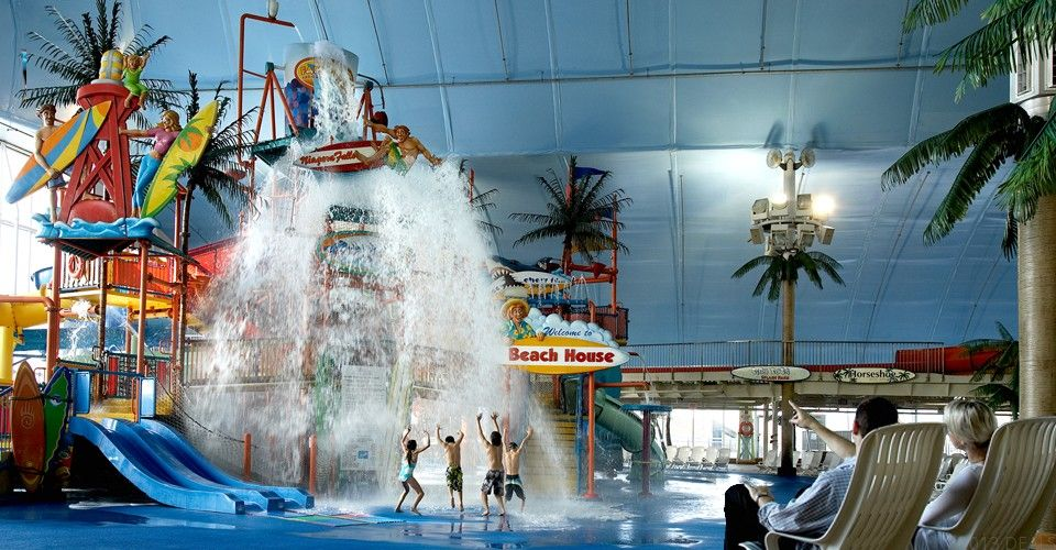 Fallsview Indoor Waterpark Niagara Attractions Niagara Falls