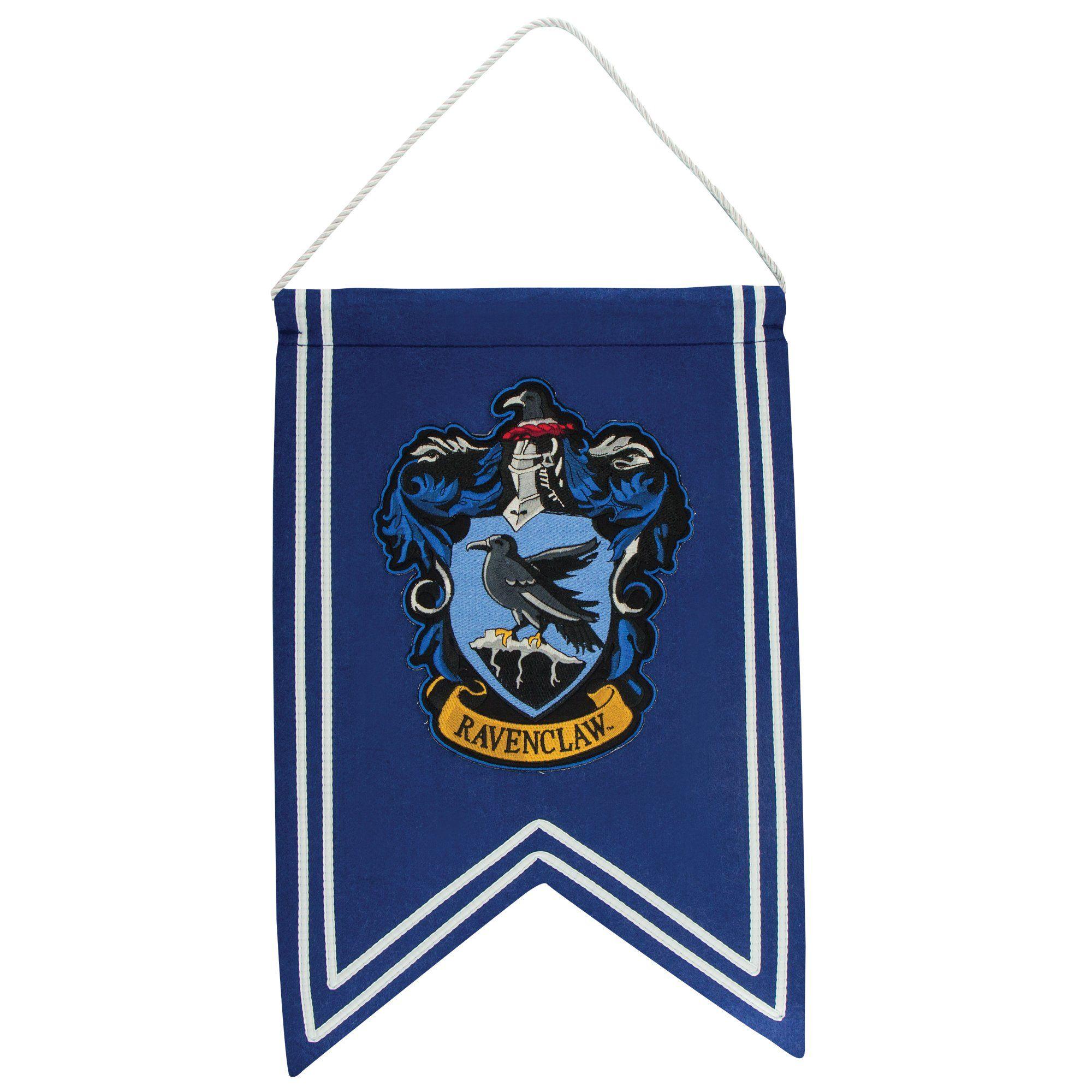 Ravenclaw Banner Flag Set Ravenclaw Harry Potter Decor Hogwarts