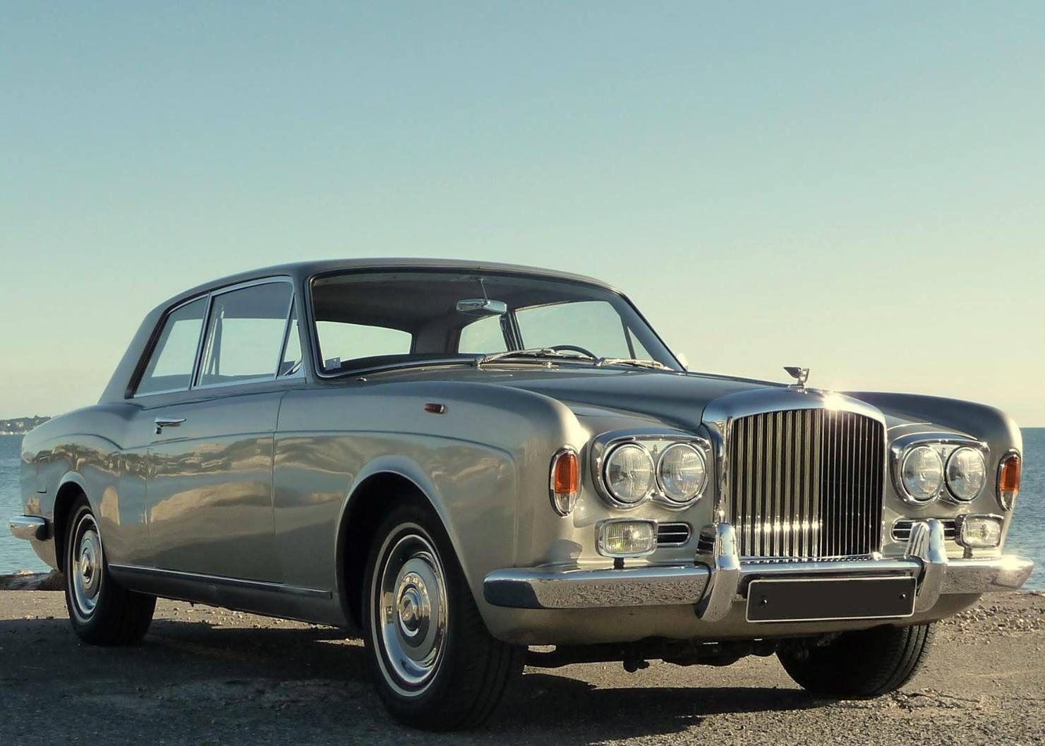Bentley T-series Interior