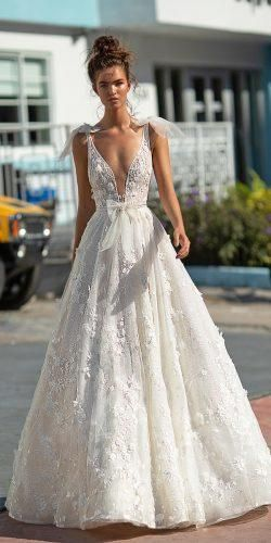 "24 Berta Wedding Dresses 2019 – ""Miami""Collection"