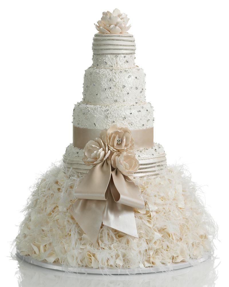 7 Original Wedding Cake Alternatives
