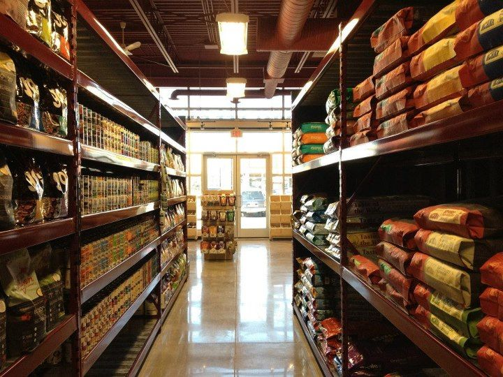 Our new Global Pet Foods store in Calgary, Alberta! The