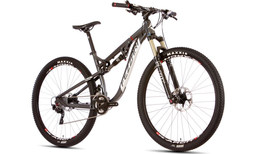Cascade Peak Mt Bike W Fox Float Rlc Sram X 9 Fezzari Bikes