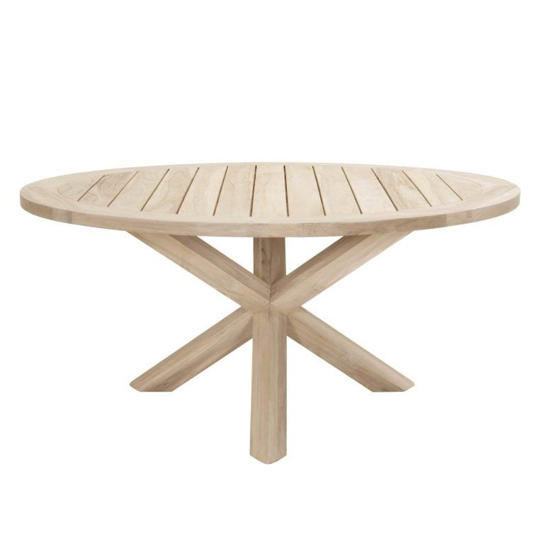 Sumatra Round Outdoor Dining Table