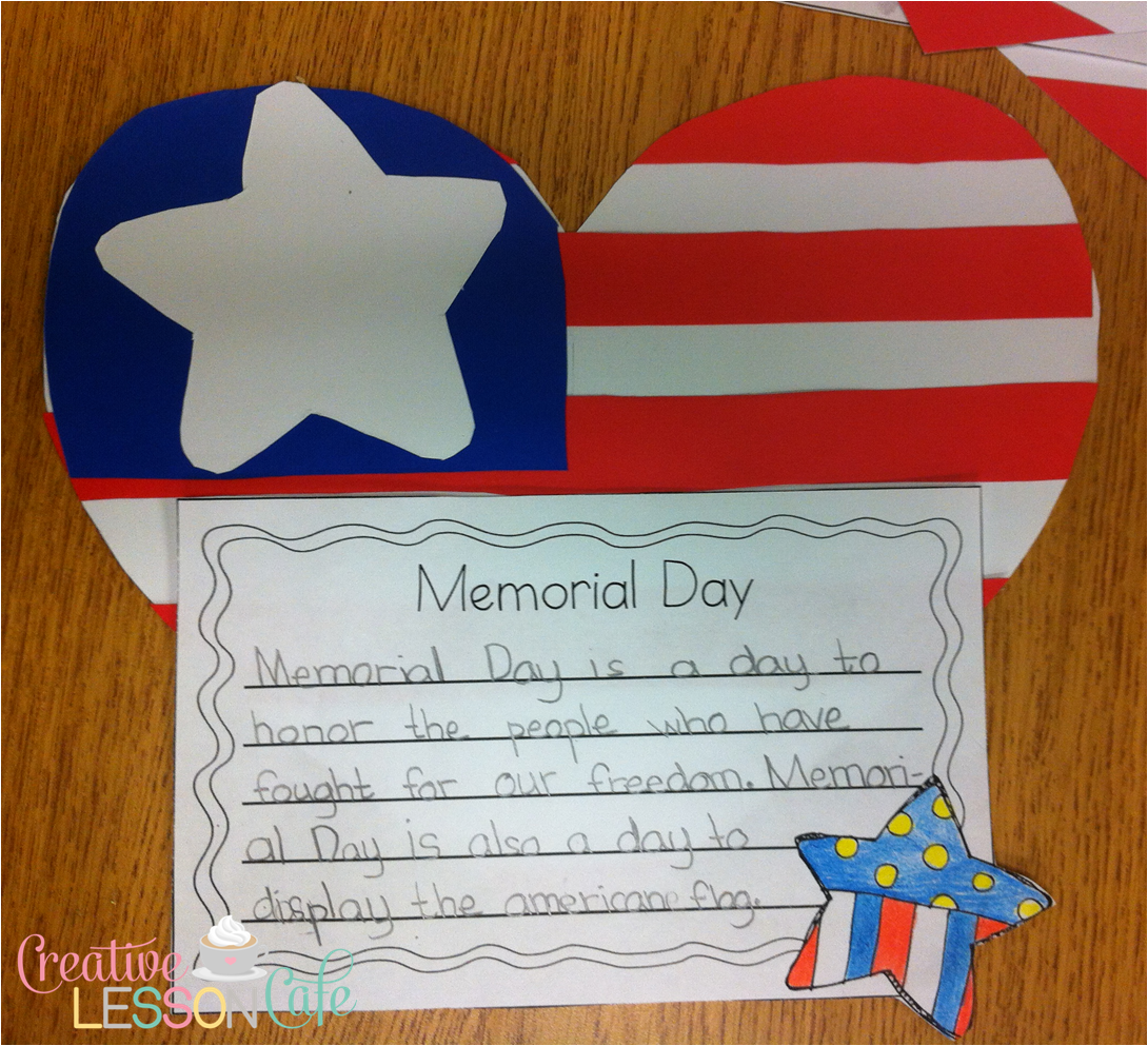 Some Of Our Memorial Day Activites That Carried Over On