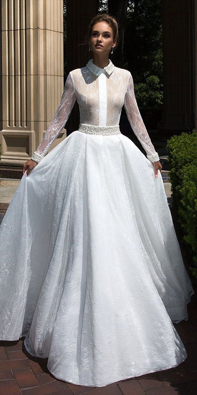 Ida Torez Fall 2017 Wedding Dresses