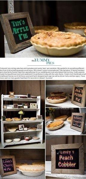 Pies pies pies pies pies!   - from my fav http://pinnedrecipes.net