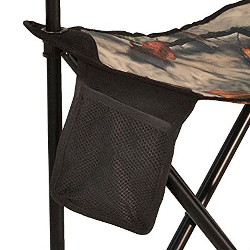 Barronett Blinds Bc101 Tripod Xl Folding Hunting Blind Chair Bloodtrail Camo Walmart Com Hunting Blinds Ground Blinds Hunting Chair