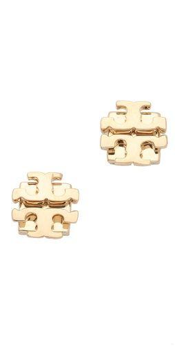 8a94d7a18 Tory burch gold stud earrings | Shop Tory burch gold stud earrings at  Shopbop