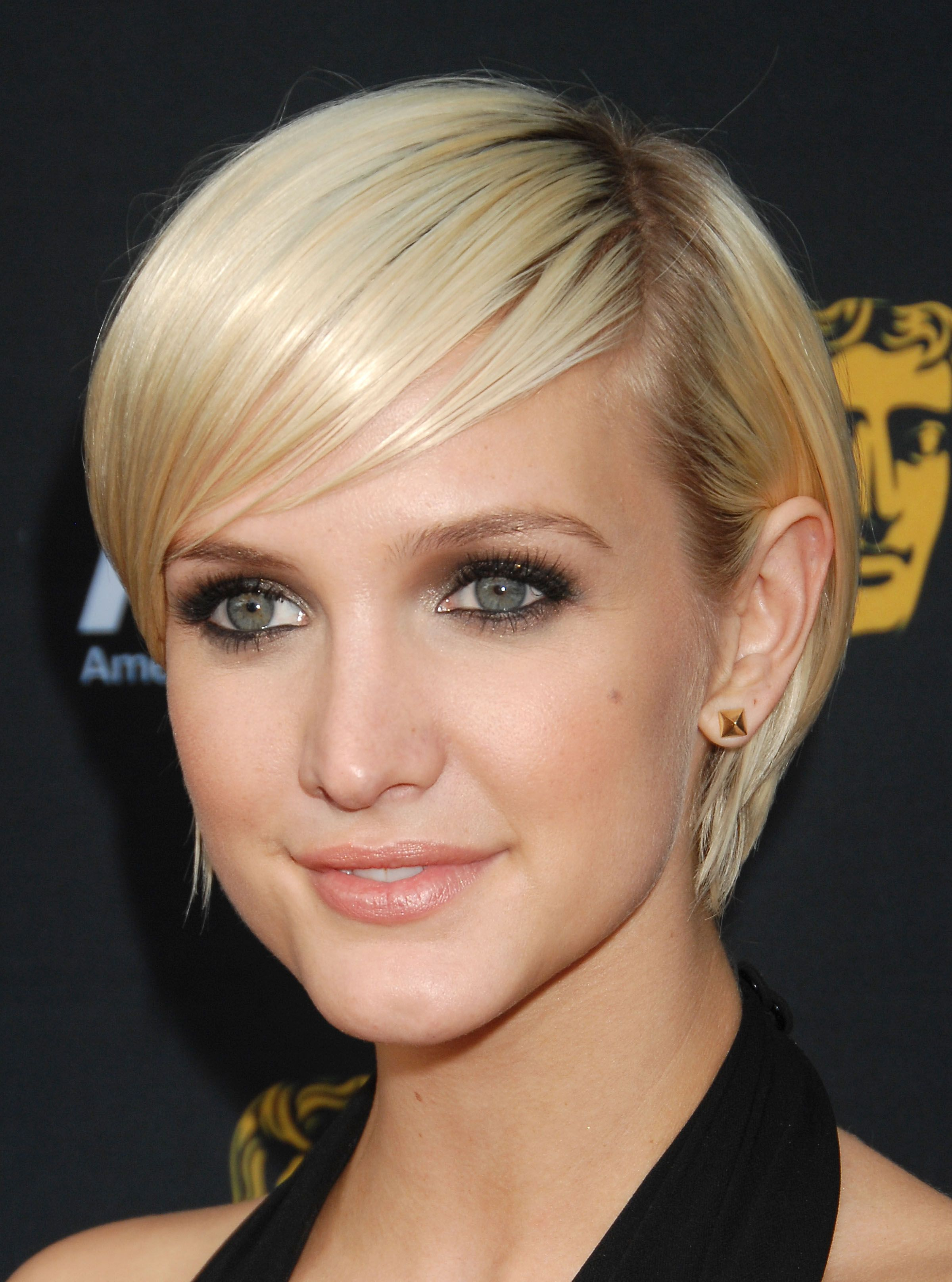 Ashley simpson short hair hairstyles to try in pinterest