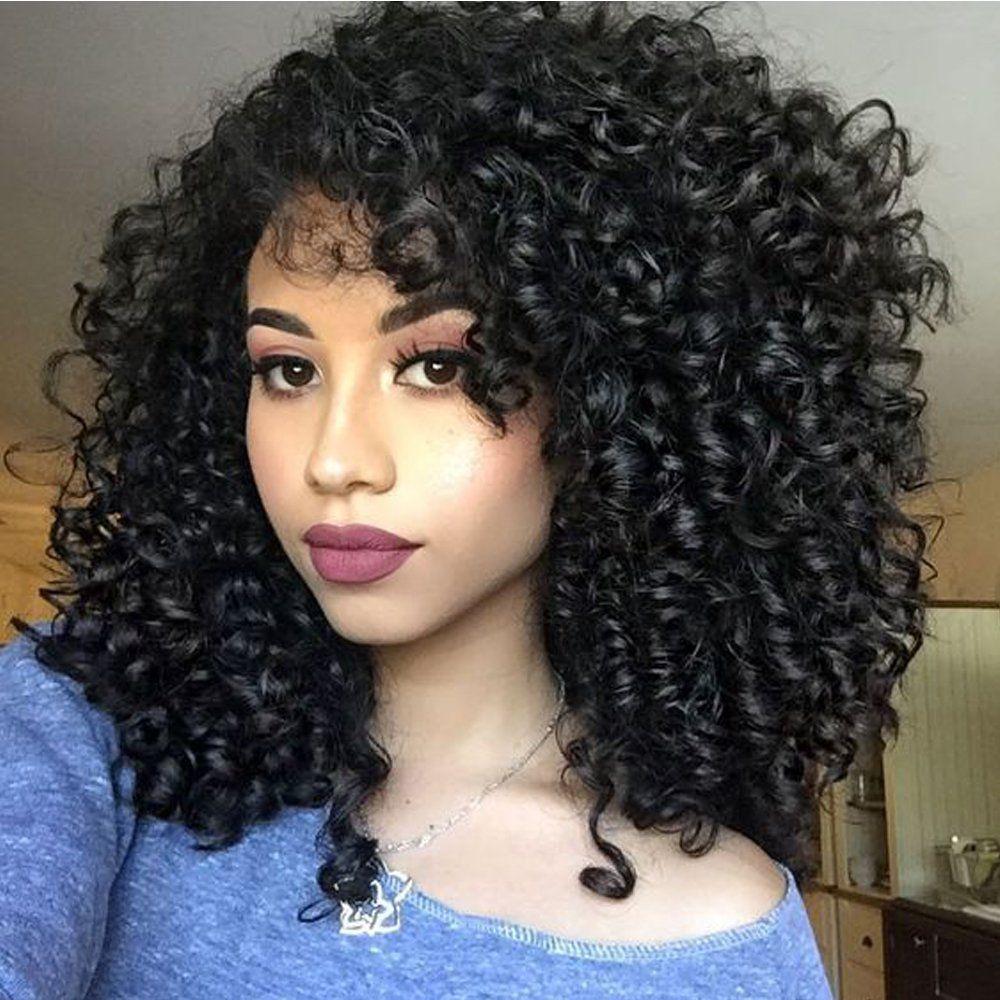 Curly Addiction 3b Machine Weft Curly Hair Photos Curly Hair
