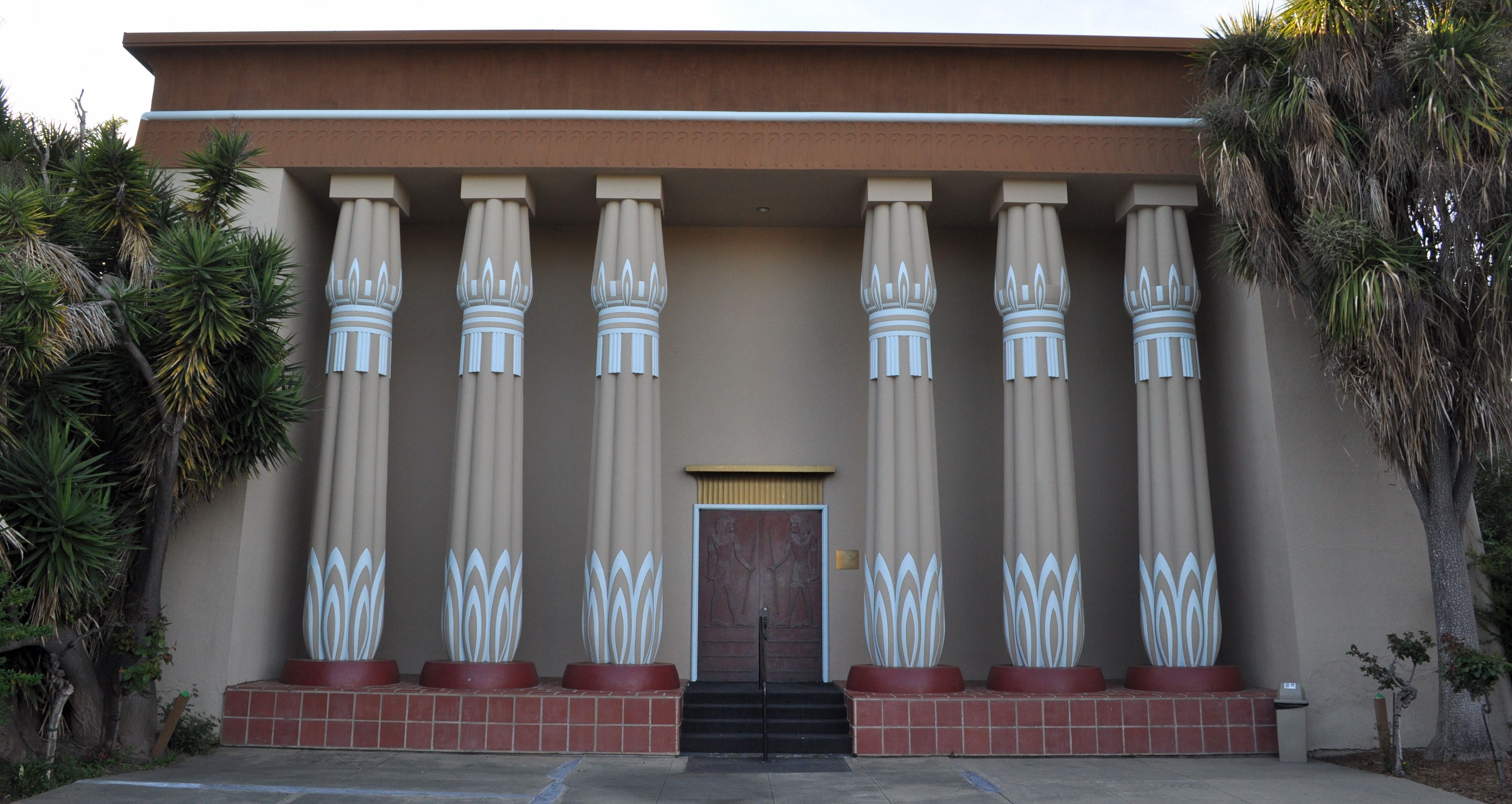 Grand Temple San Jose Rosicrucian Order Amorc Rosicrucian