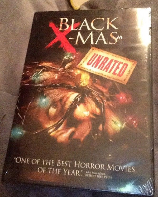 Black Christmas ( Unrated DVD 2006 ) Black XMas Horror