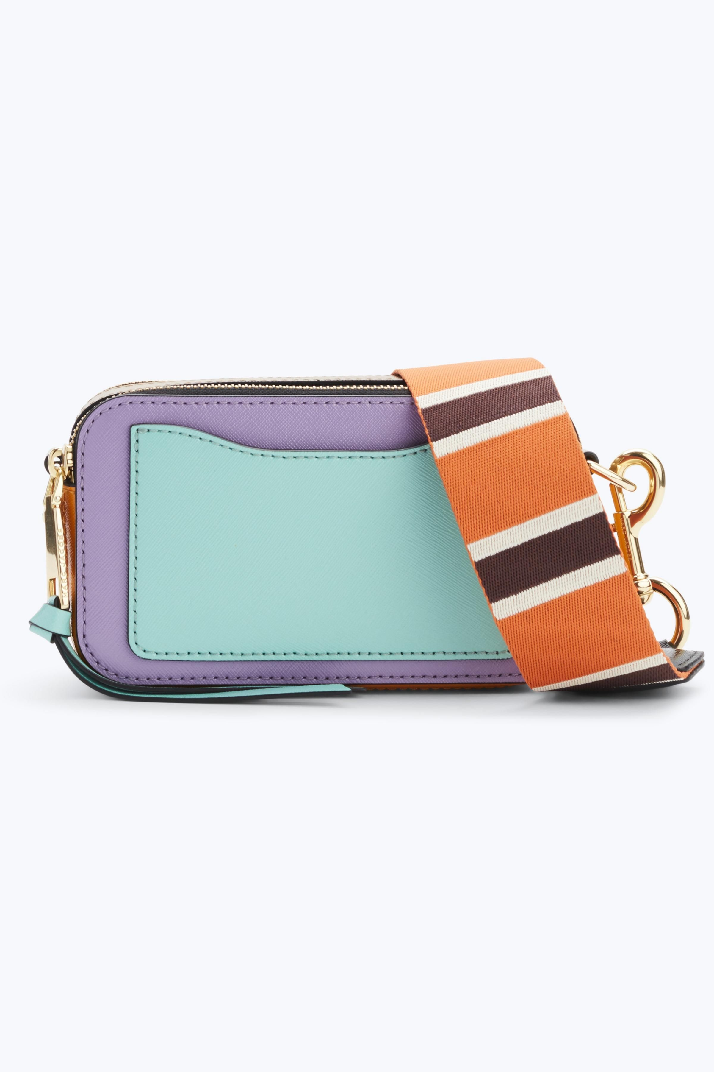 a1925cf789bc MARC JACOBS Snapshot Small Camera Bag in Hyacinth Multi | My ...