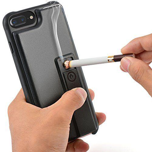 sale retailer 1d012 3f954 iPhone 7 Plus Case ZVE Multifunctional Lighter Case Durable ...