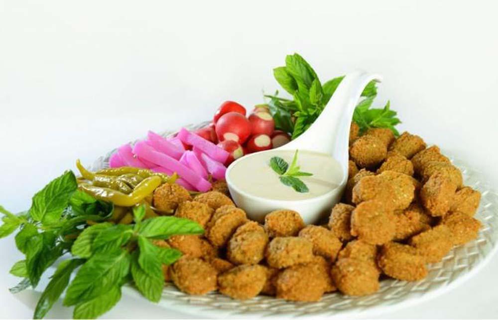 صور فول وفلافل Falafel Food Almond