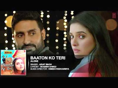 Hindi Mp3 Songs Baaton Ko Teri Arijit Singh Hindi Full Mp3 Song Download From All Is Well Mp3 Song Mp3 Song Download Songs