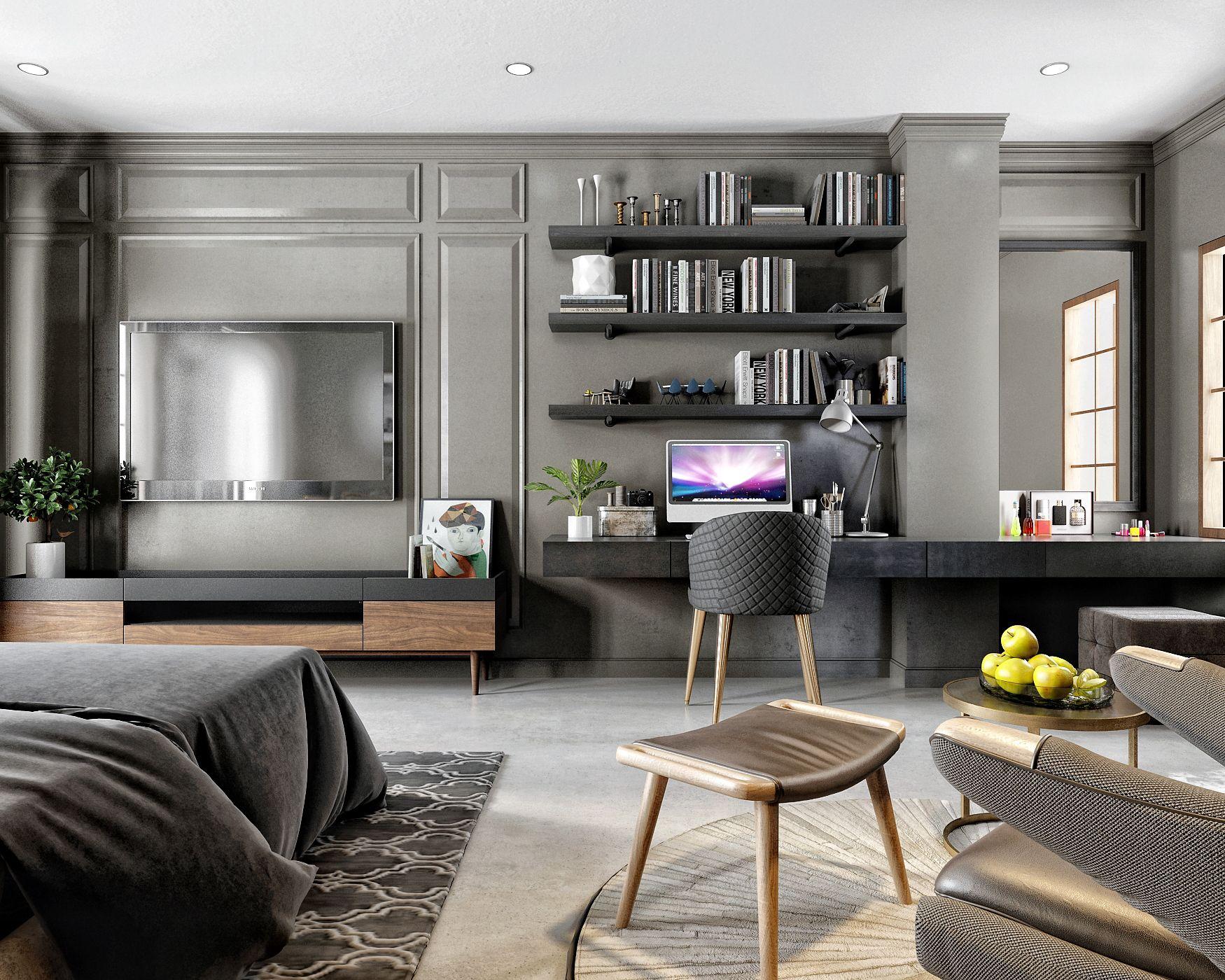 New bedroom interior design master bedroom  rack  pinterest  master bedroom bed room and