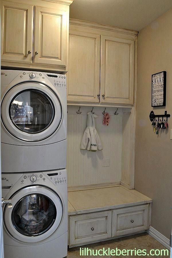 small laundry room ideas stacked washer and dryer up there is used allow thedryerThe small laundry room ideas stacked washer and dryer up there is used allow thedryer Coo...