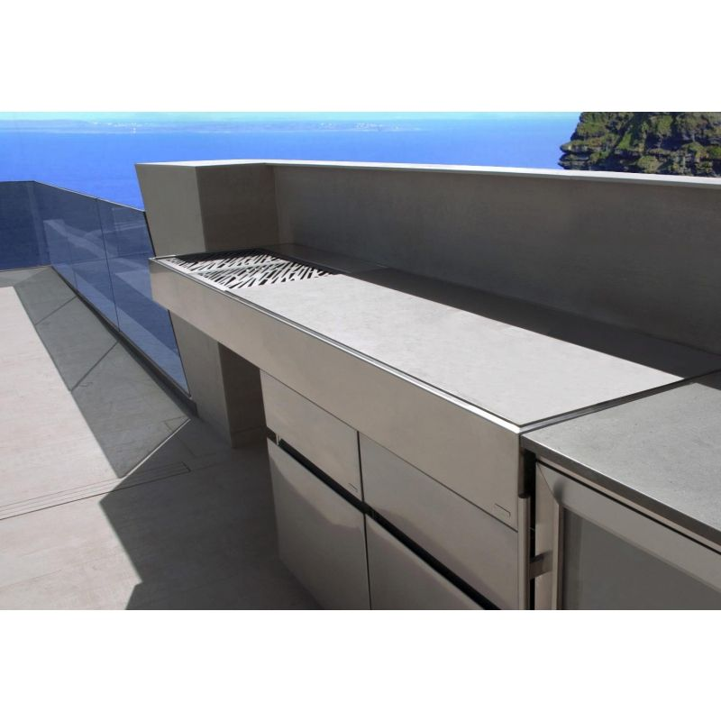 Fesfoc Outdoor Kühlschrank 50 × 60 Edelstahl satiniert   Fesfoc ...