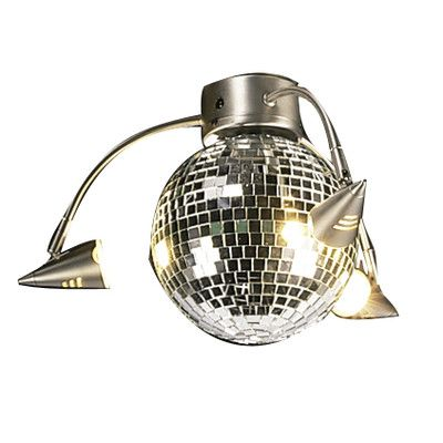 Craftmade 3 Light Disco Ball Ceiling Fan Light Kit Fan Light Kits Ceiling Fan Light Kit Ceiling Fan With Light