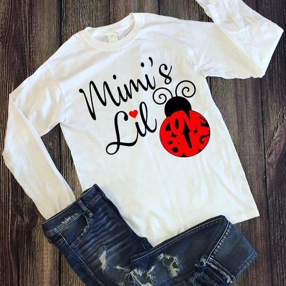 Download Love Bug; SVG; Mimi's Lil Love Bug Svg; Cricut; Silhouette ...