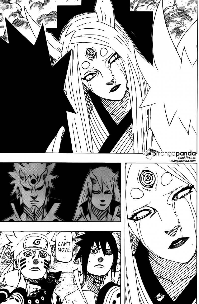 Ver Naruto Manga 681 Español