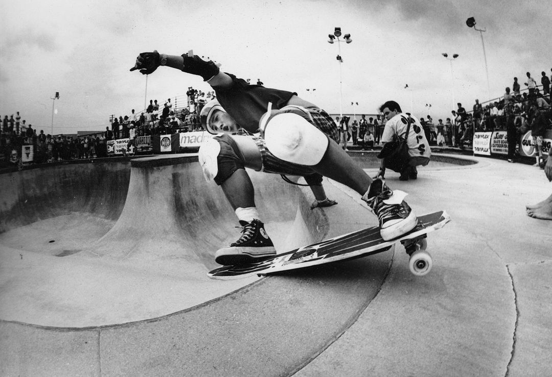 pool'flashback. Concrete Disciples Skateboarding
