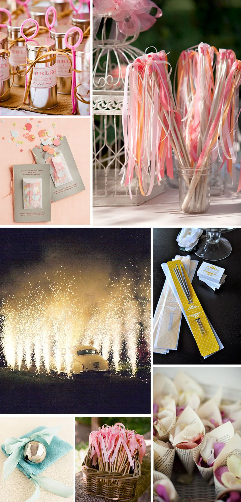 wedding send off ideas Happily Ever After wedding send off ideas miriamcoronaevents com