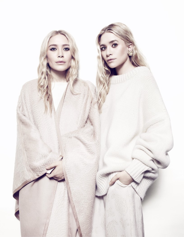 icons of the future: mary-kate and ashley olsen