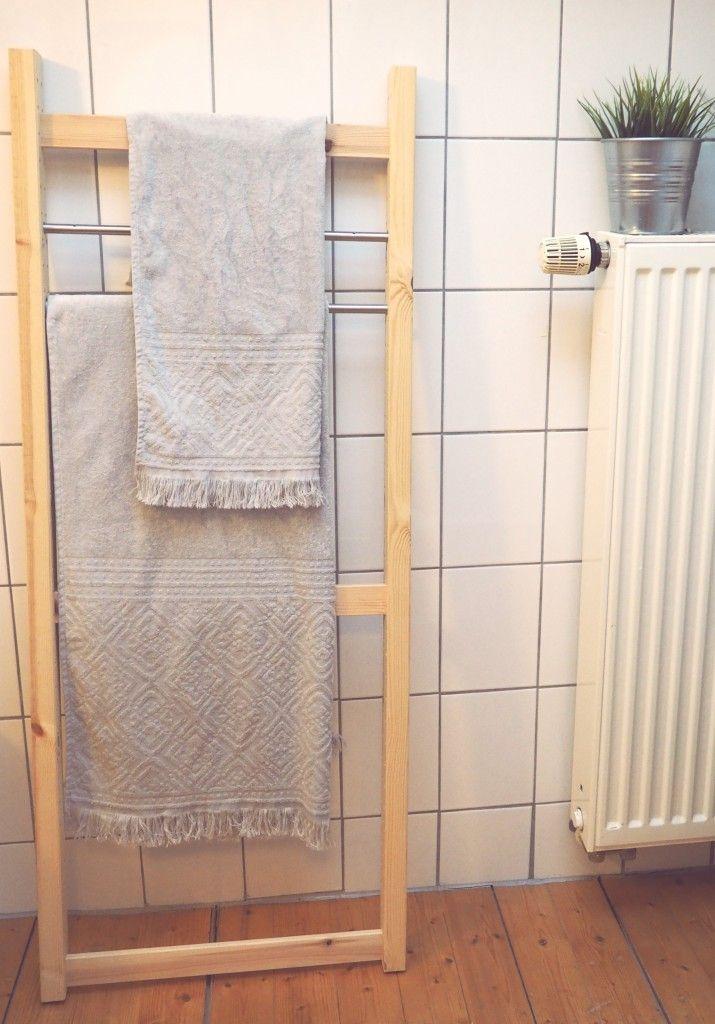 Handtuchhalter Ikea diy ikea hack einrichtung badezimmer badezimmer