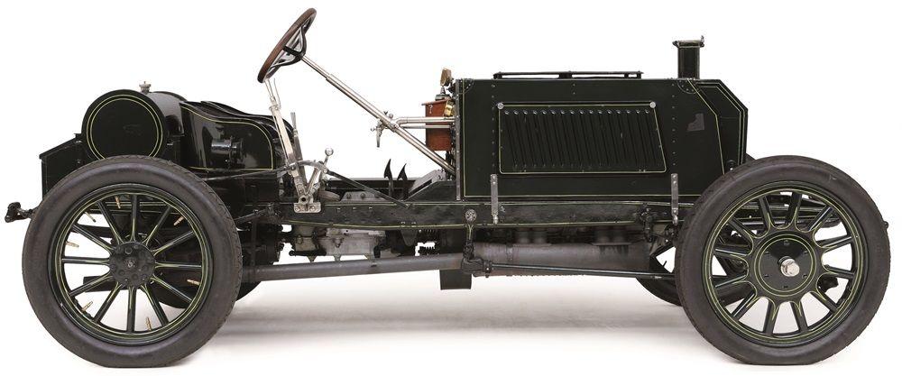 1903 NAPIER 100-HP GORDON BENNETT RACING CAR