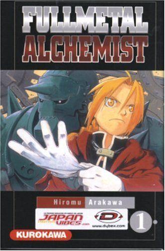 JAPAN Hiromu Arakawa manga Fullmetal Alchemist Kanzenban vol.1