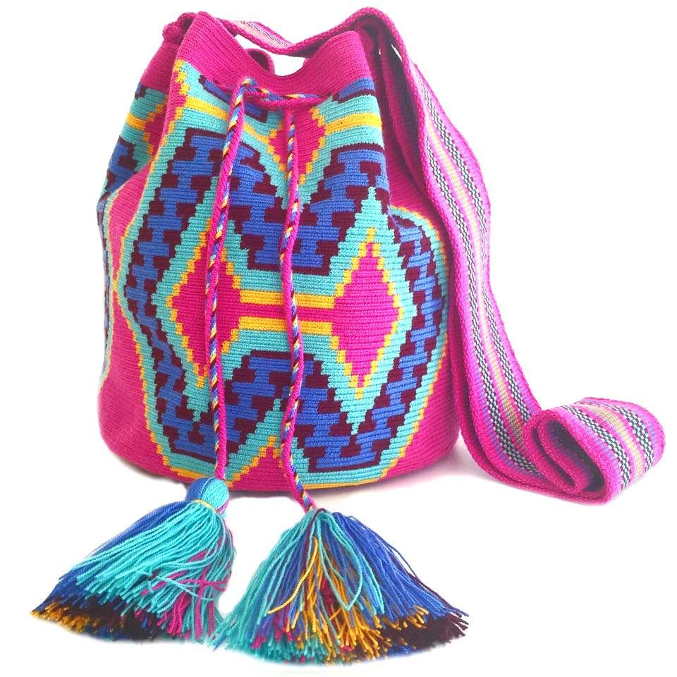 chila-bags-aracata-mochila-bags-1421424346.jpg (960×960) | Crochet ...
