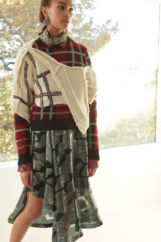 Trends Knitwear for pre-fall
