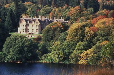 Glengarry Castle Hotel Invergarry Scottish Highlands
